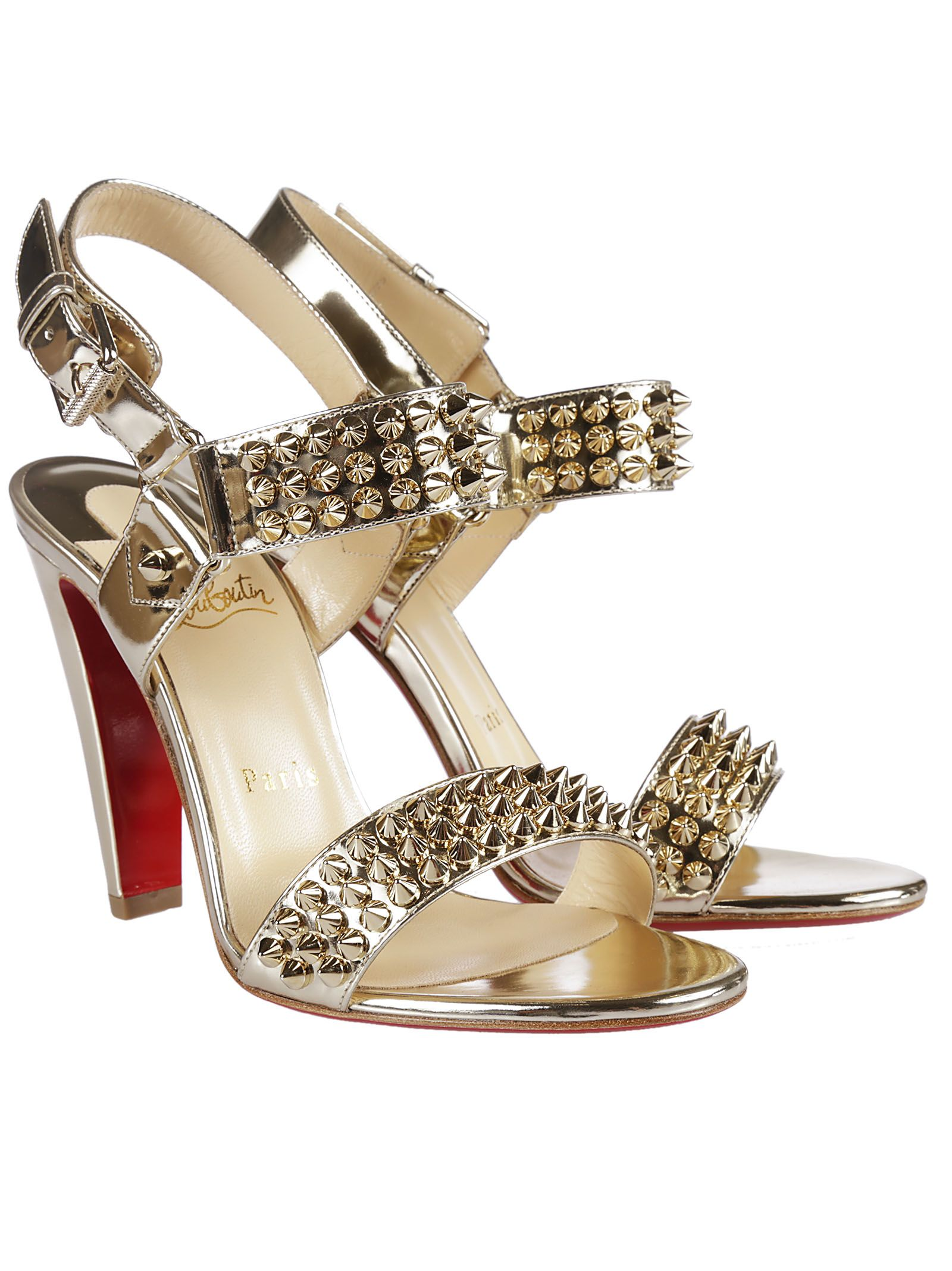 ce9861bf052 official light gold christian louboutin sandals shoes 79211 d4719