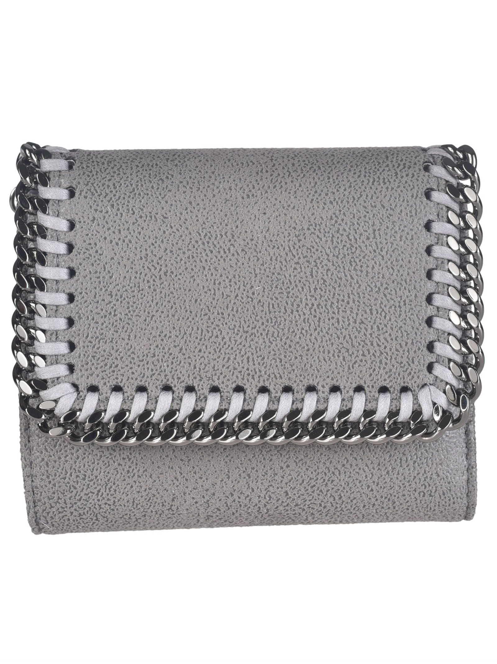 Stella McCartney Mini Falabella Continental Wallet