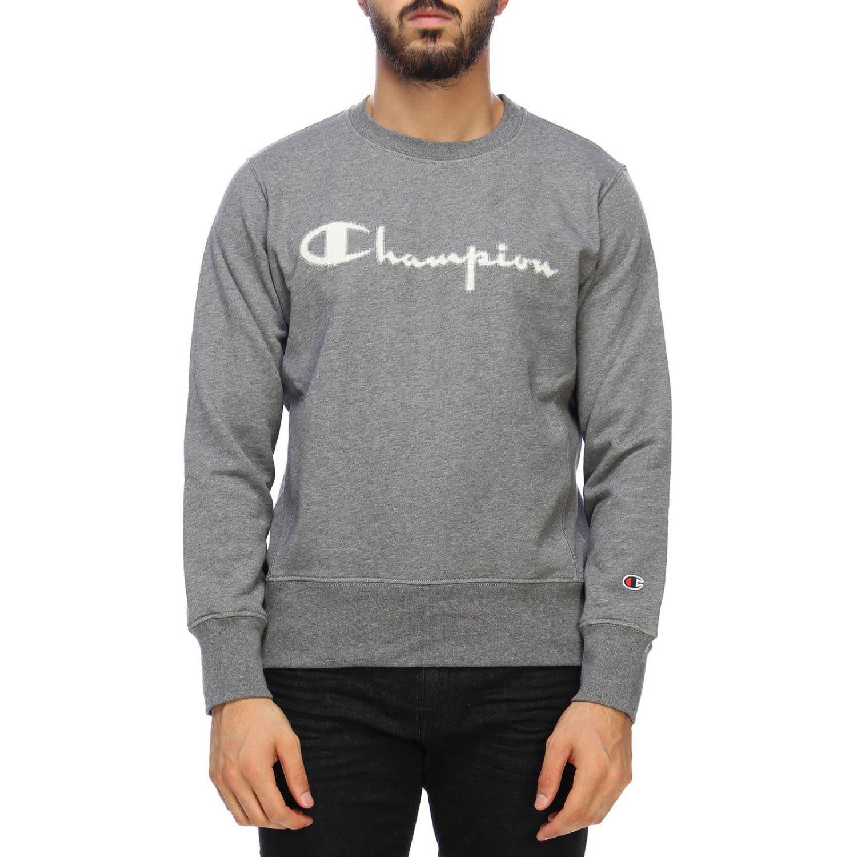 Sweatshirt Sweater Men Paolo Pecora