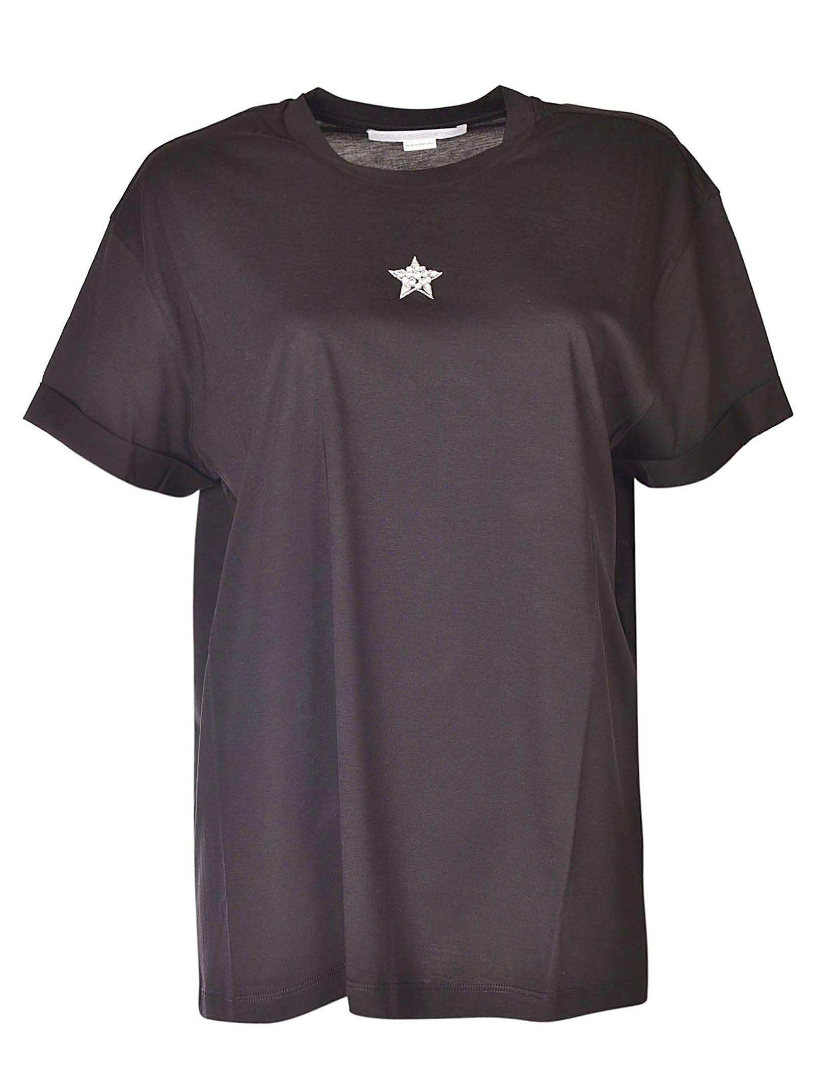 b9dbc6c3423f2 STELLA MCCARTNEY EMBELLISHED STAR T-SHIRT