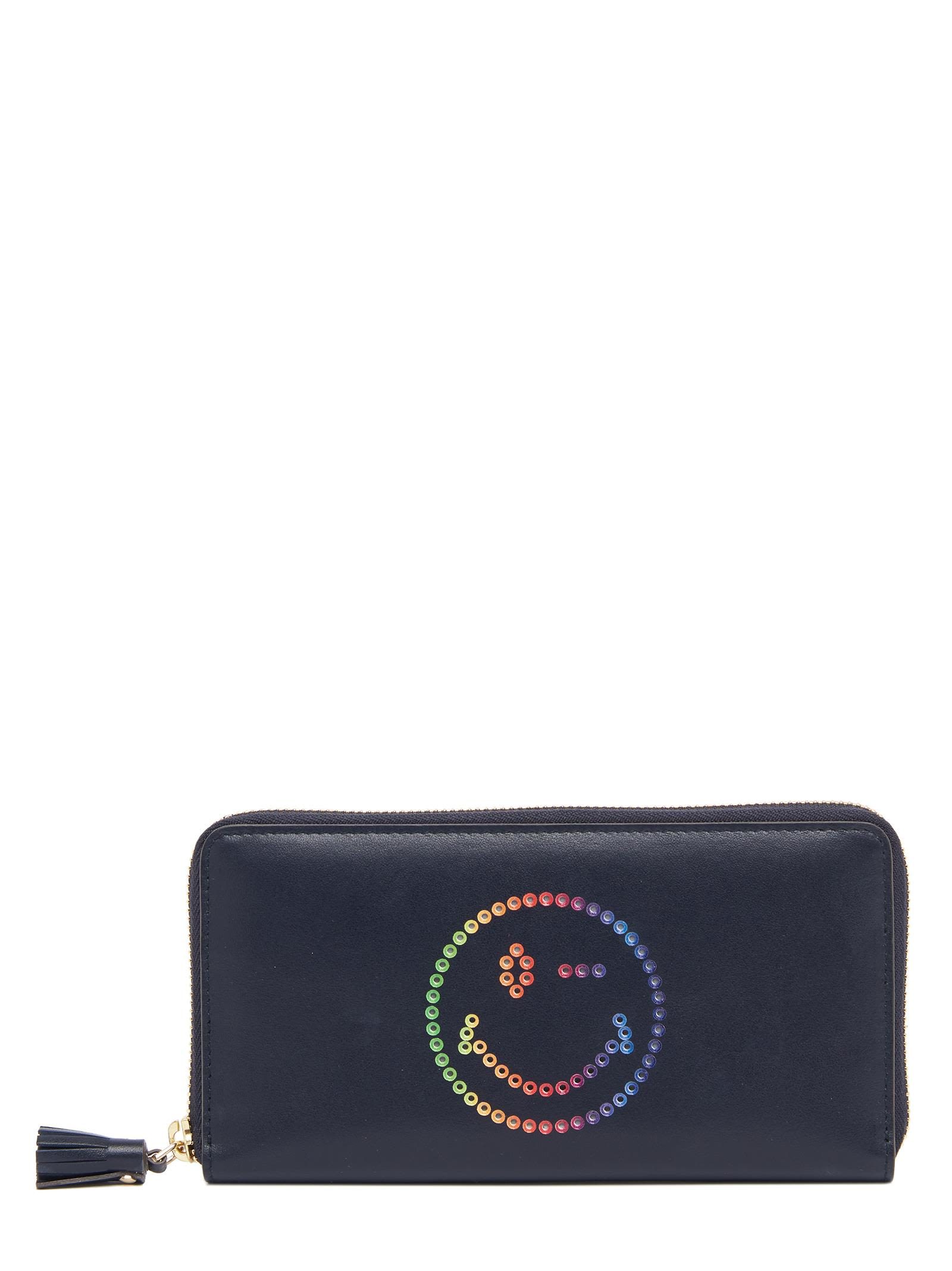 ANYA HINDMARCH RAIMBOW WEEK WALLET