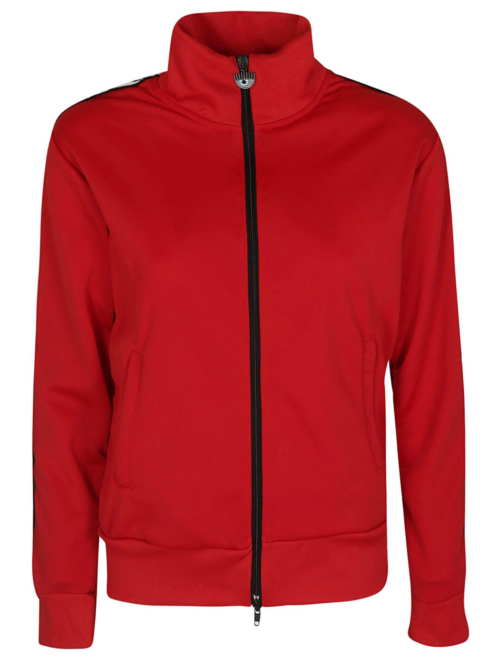 Chiara Ferragni Zipped Up Jacket