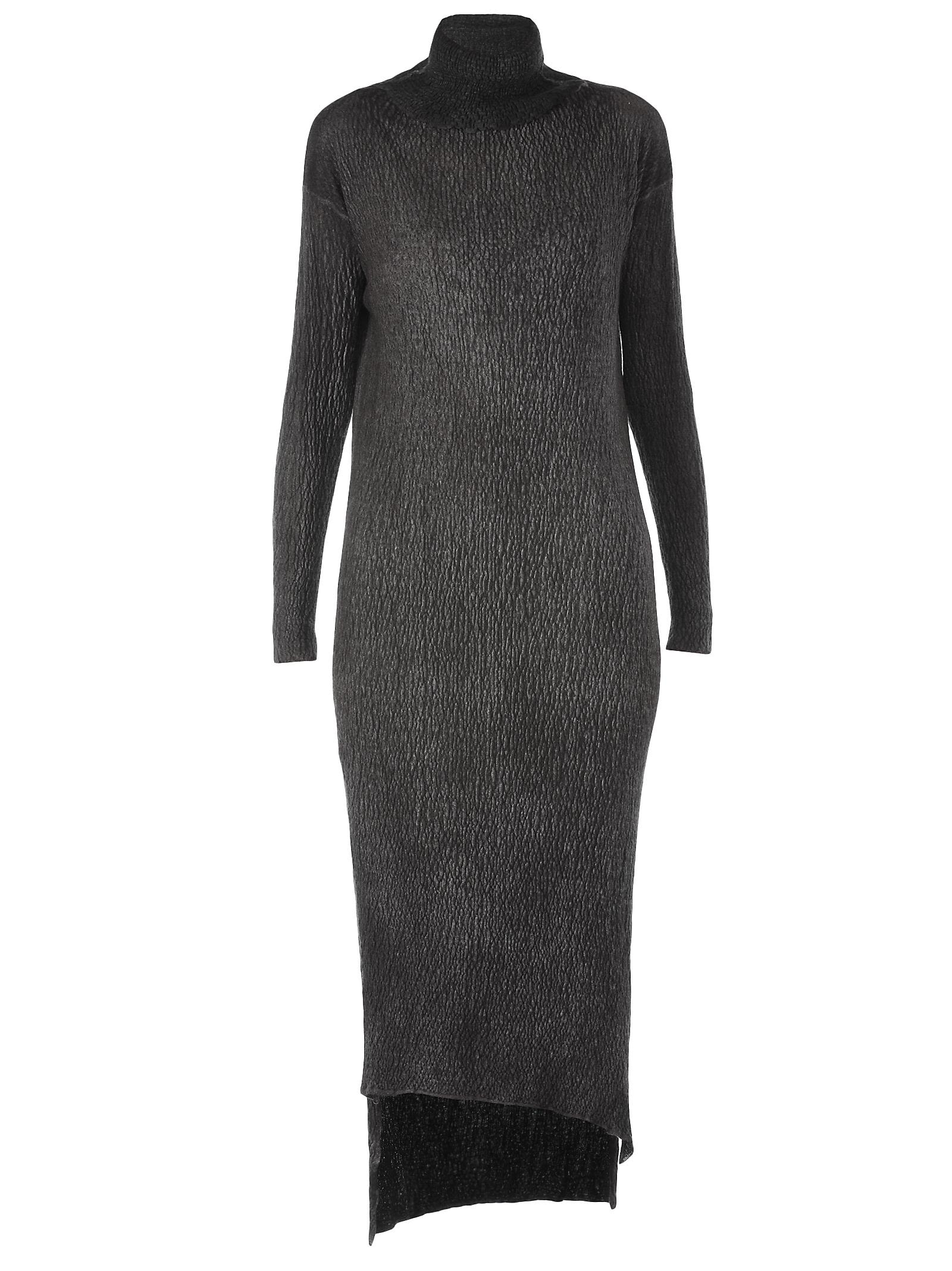 Avant Toi CASHMERE AND SILK DRESS