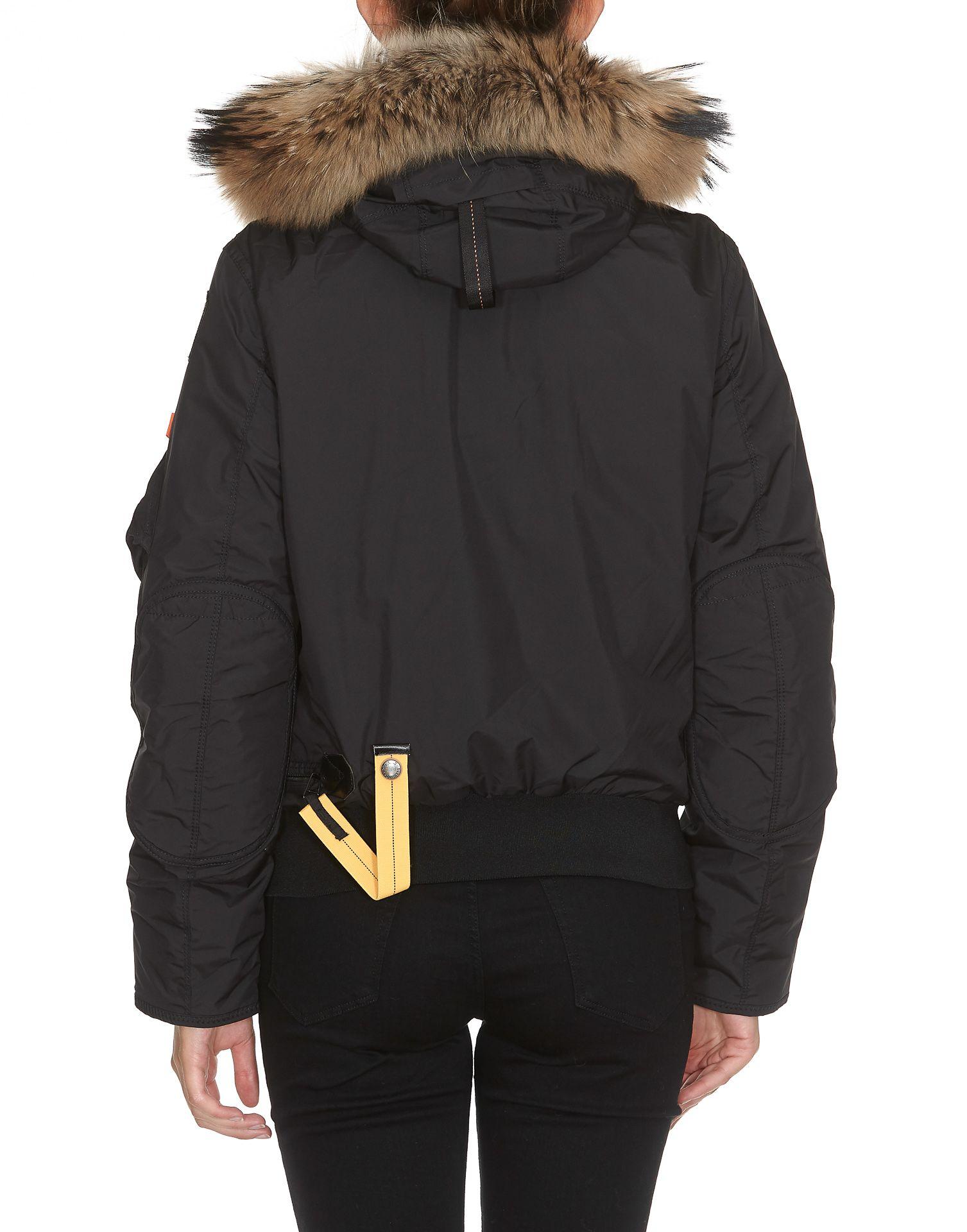 ... Parajumpers Gobi Padded Jacket - Black ...