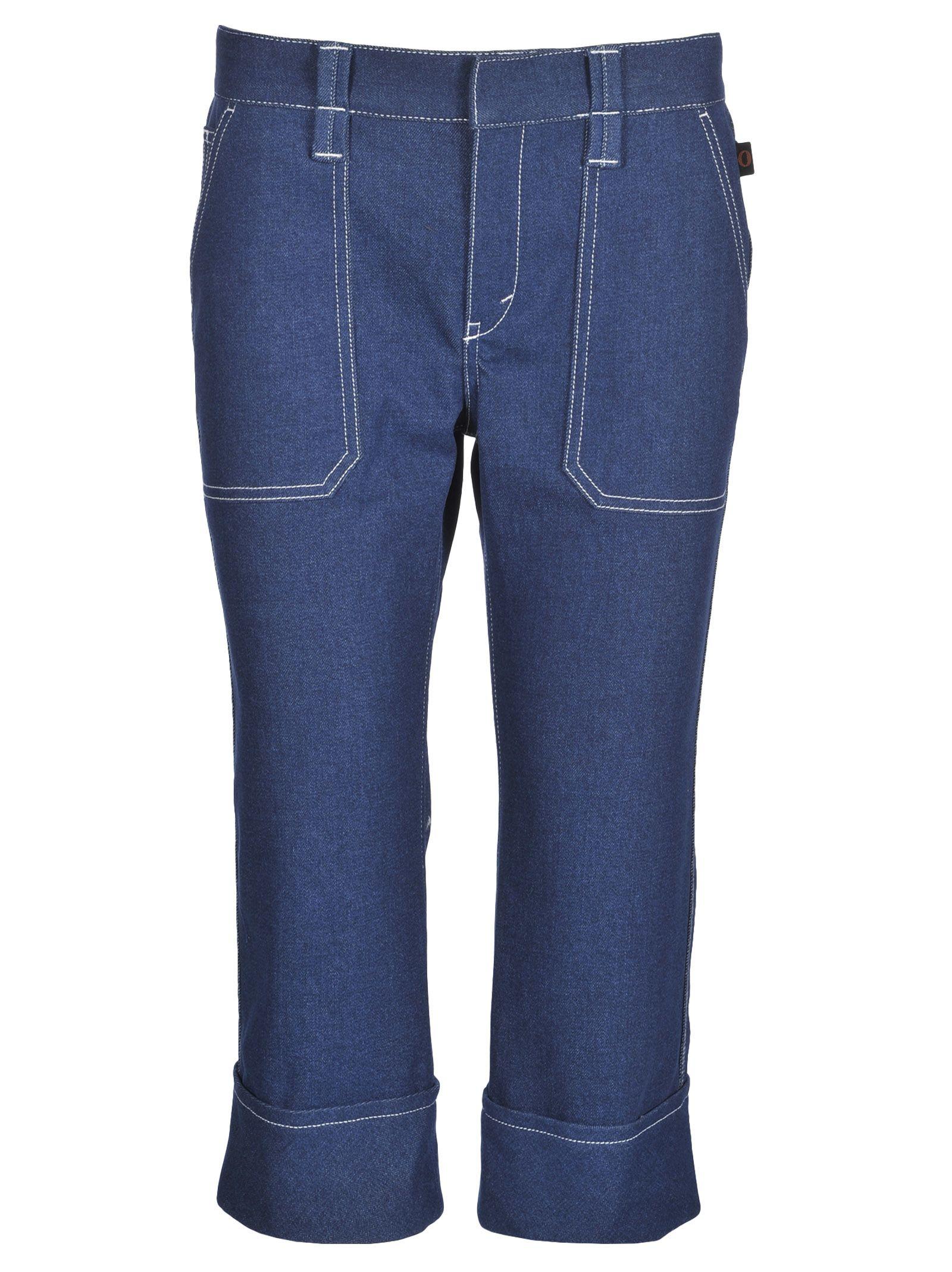Chloe Jeans Crop 10580476