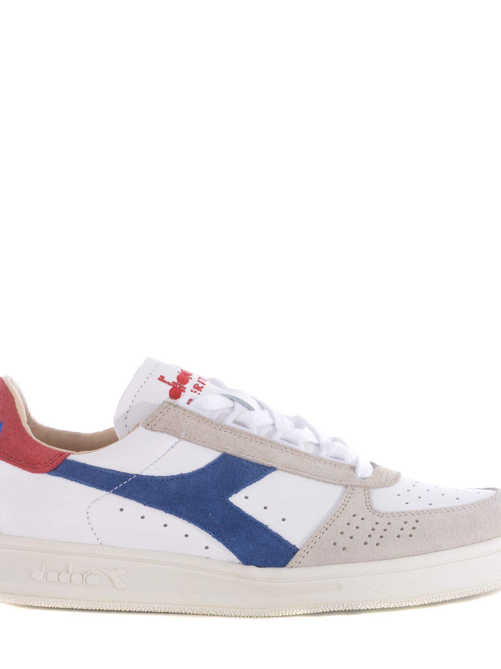 contrast sneakers - White Diadora DYZ3TH