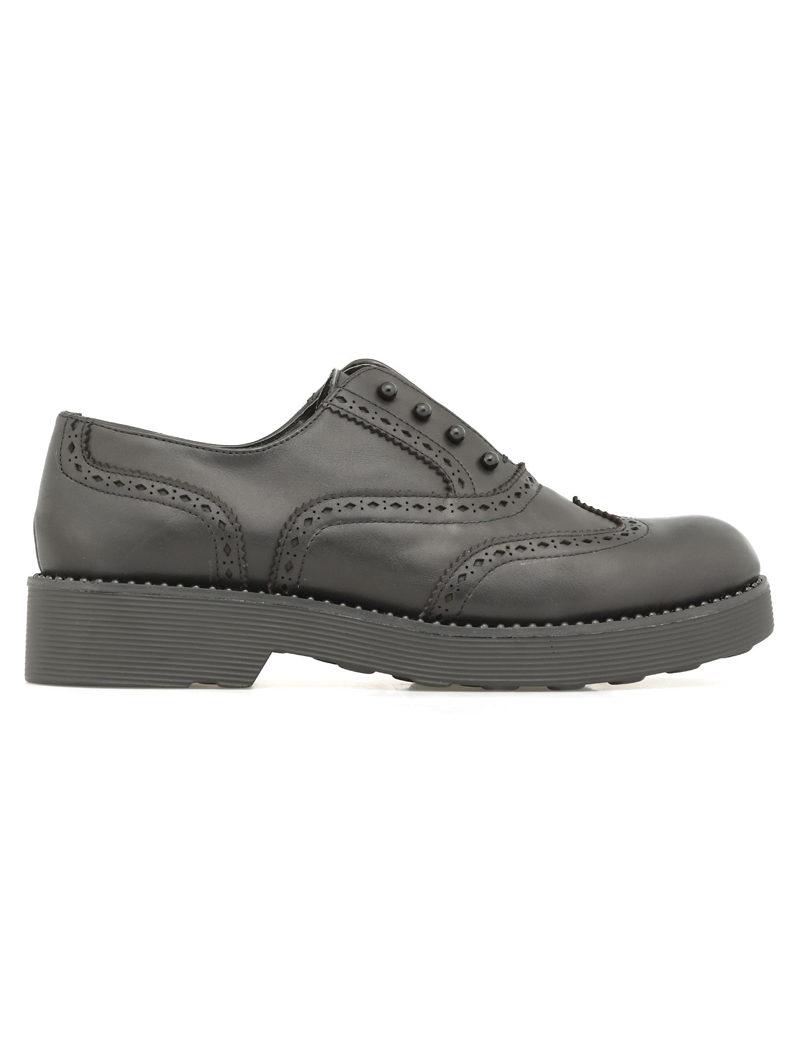 CULT Muse Low 2622 Laceless Shoe in Black
