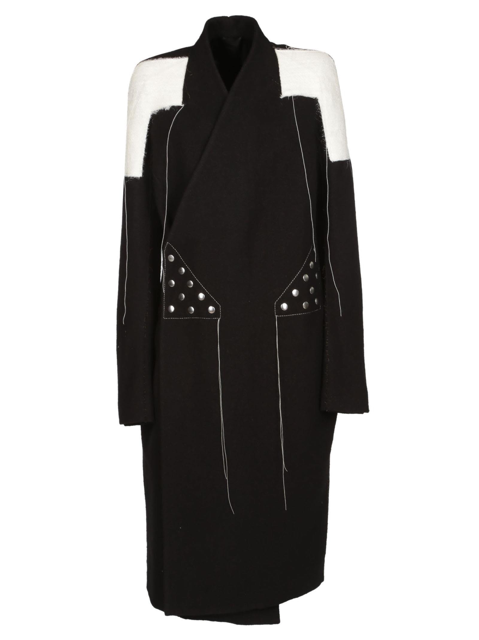 DRKSHDW Drkshdw Studded Coat in Black