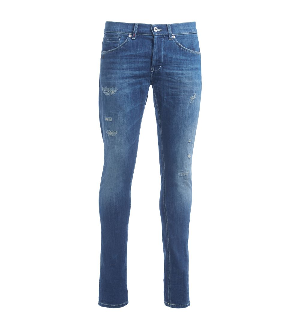 Dondup George Blue Washed Jeans 8934666