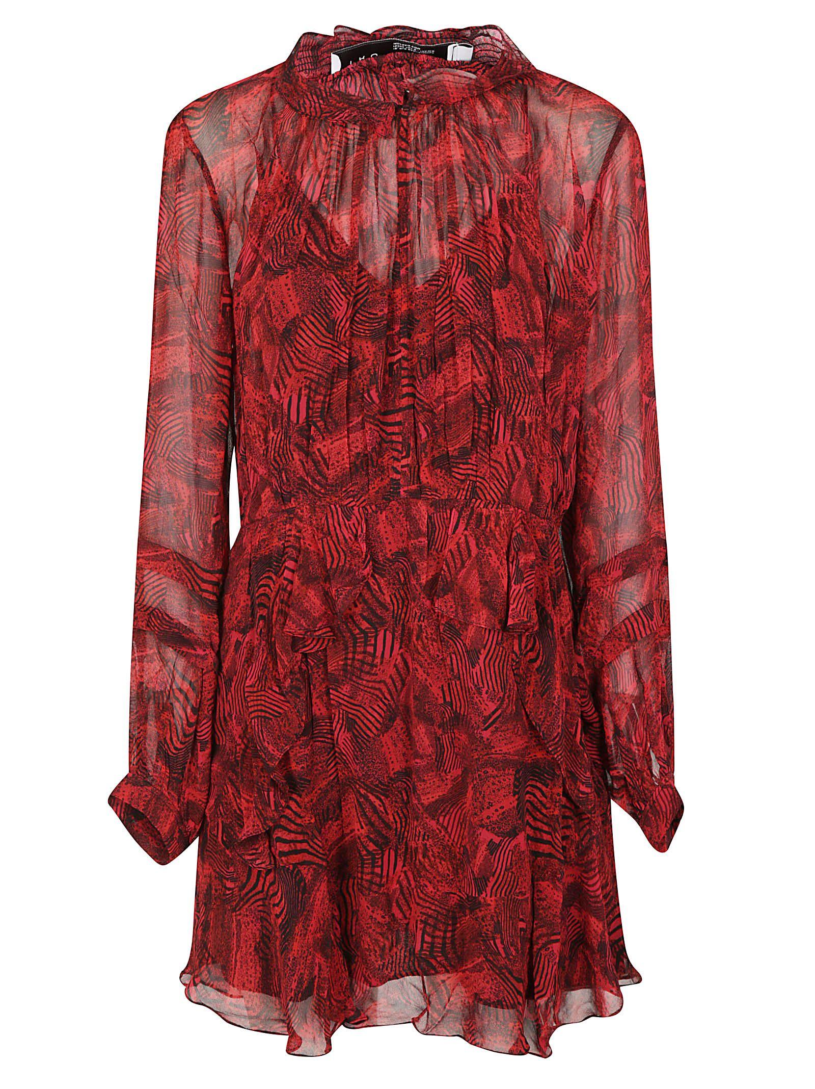 Iro Printed Dress 10705644