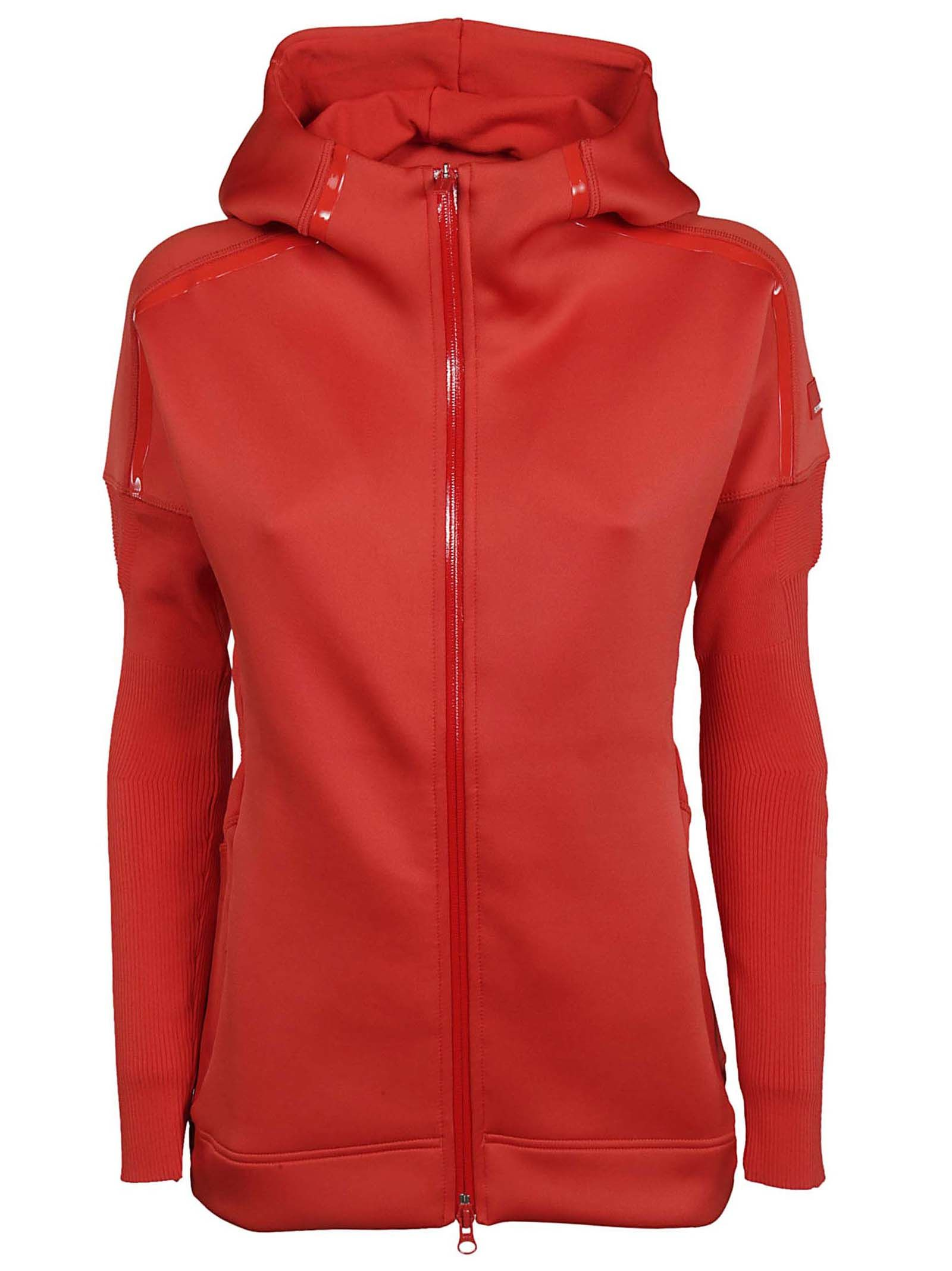 ADIDAS BY STELLA MCCARTNEY FITTED HOODIE from Italist.com