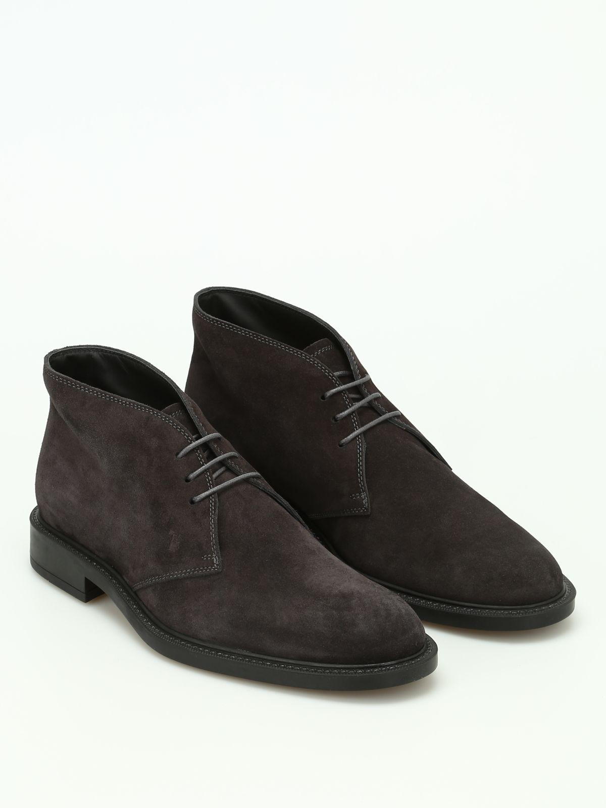 45a Suede Desert Boots