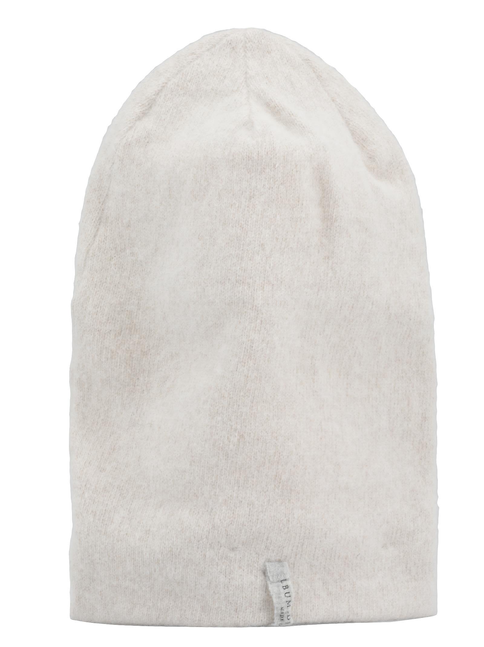 ALBUM DI FAMIGLIA Wool Hat in Off White
