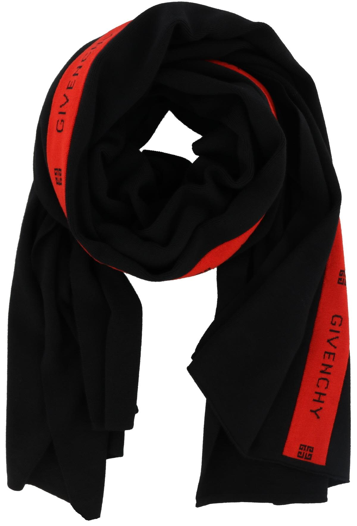 Givenchy Wool Scarf