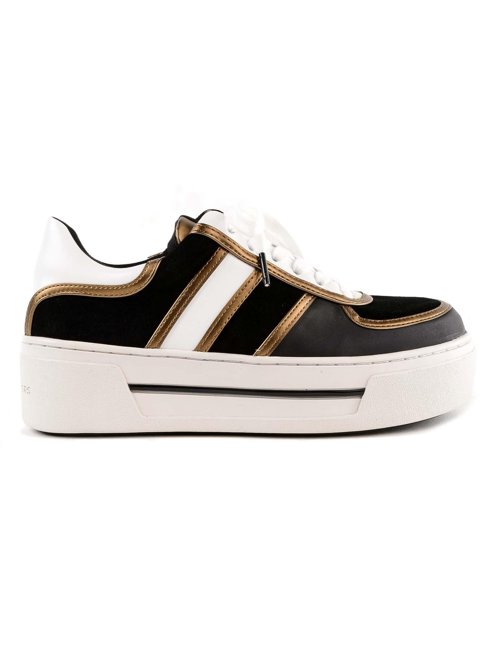 Camden Platform Sneakers in Black