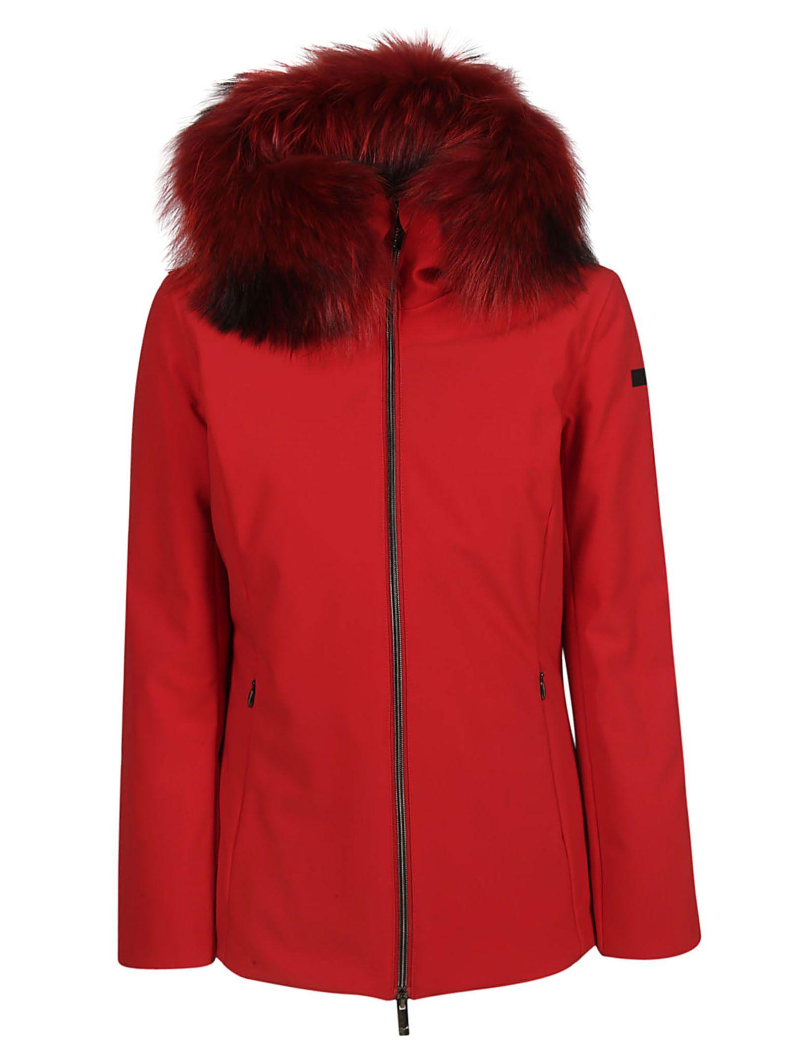Rrd - Roberto Ricci Design Duvet Jacket, Rosso