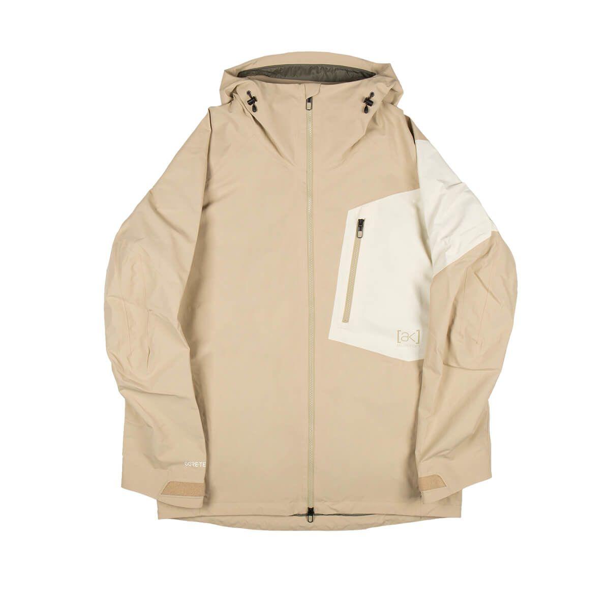 BURTON Goretex Cyclic Jacket in White