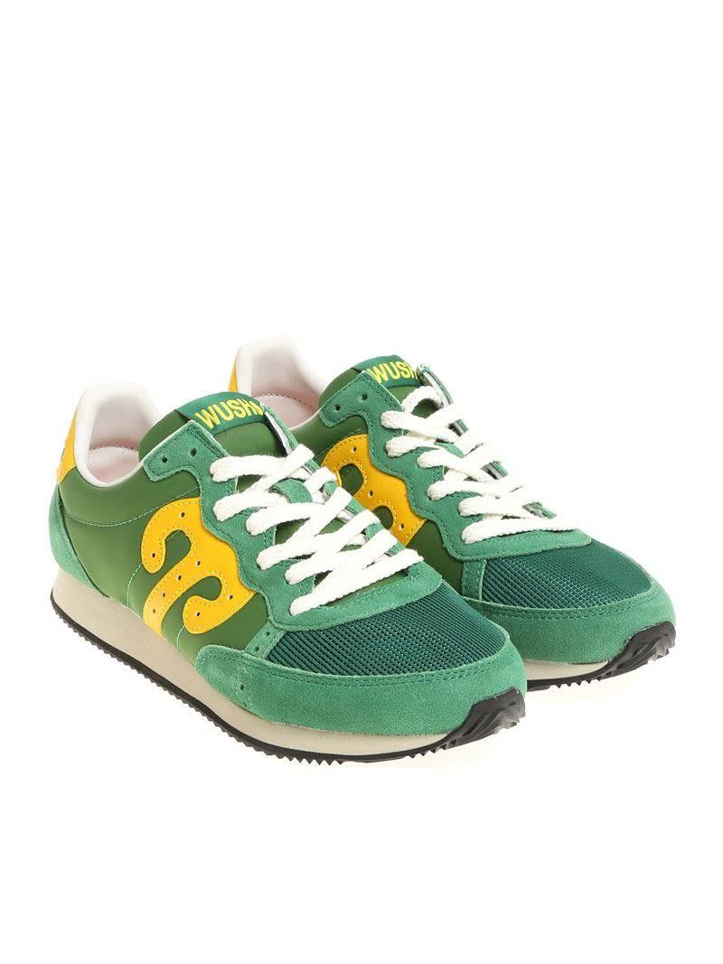 Green sneakers Wushu Ruyi xJL6E5Vg