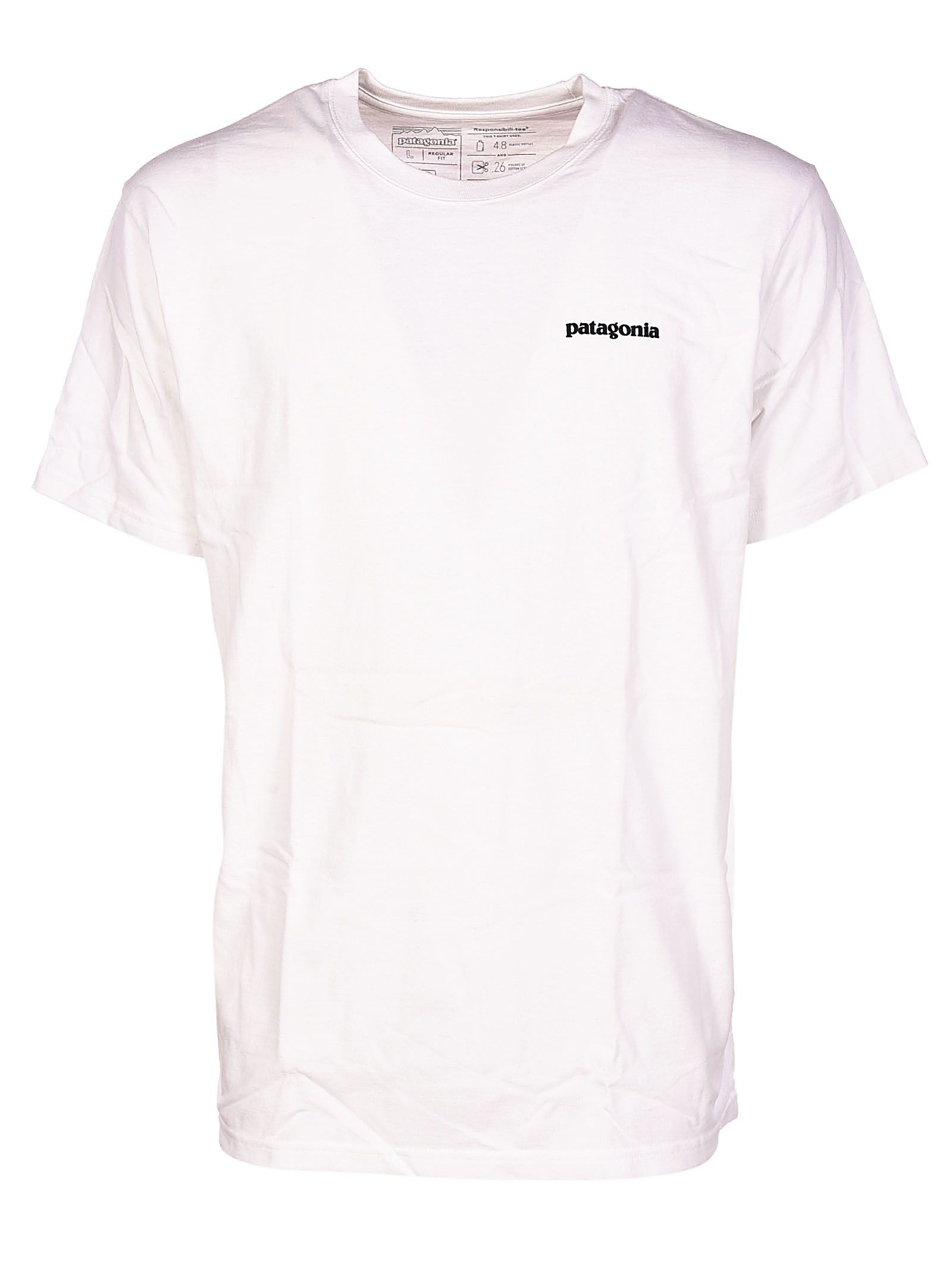 FITZ ROY TROUT COTTON T-SHIRT - TOPWEAR - T-shirts Patagonia Buy For Sale With Paypal Cheap Price Online For Sale qToJJO9yzc