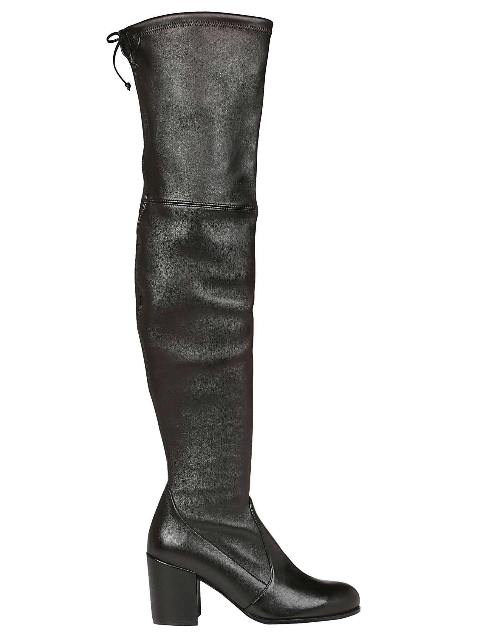 Tieland Boot, Black