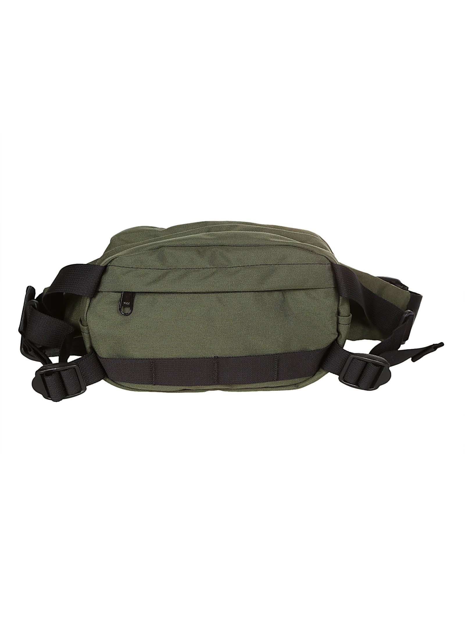 FUTUR Classic Belt Bag in Army Green