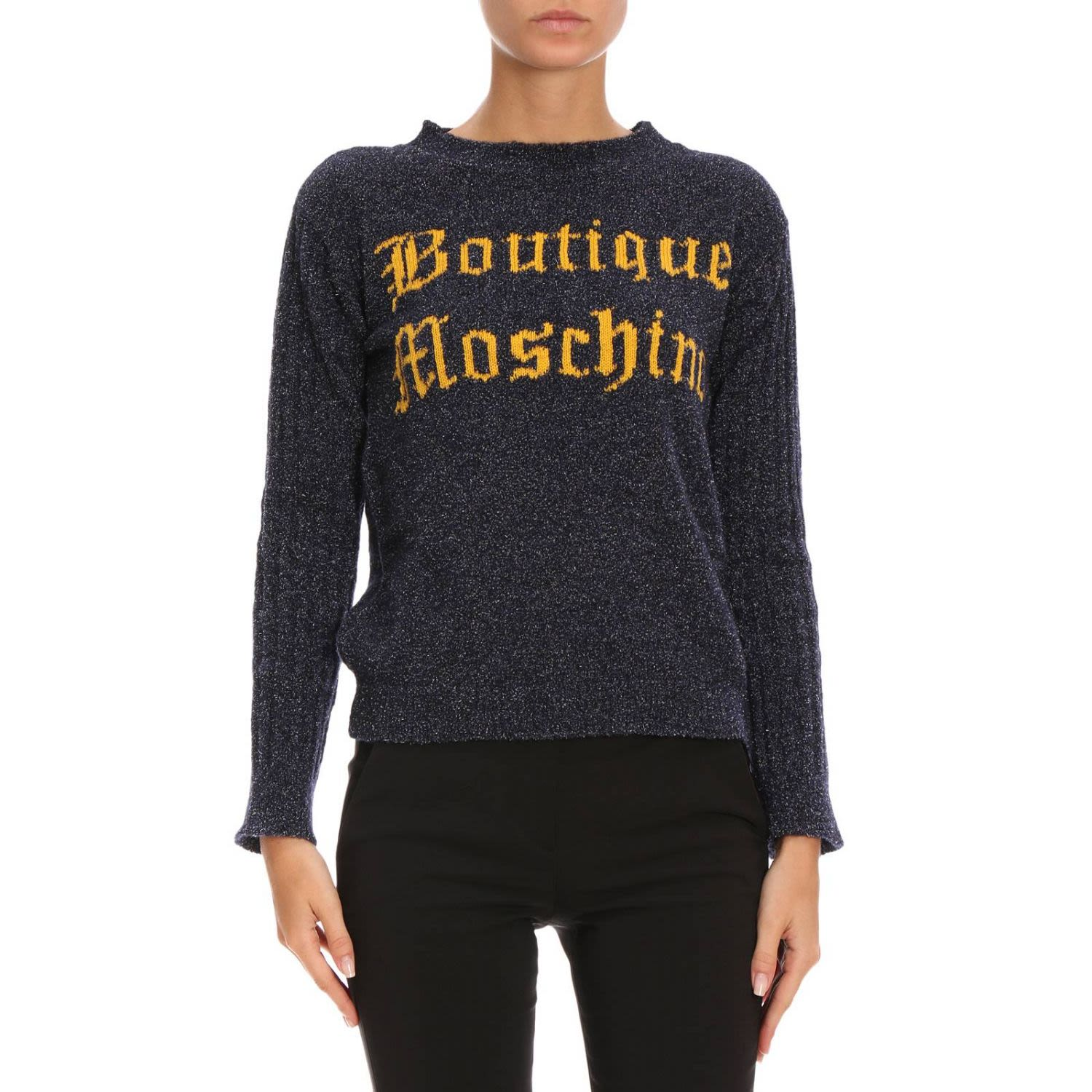 SWEATER SWEATER WOMEN BOUTIQUE MOSCHINO