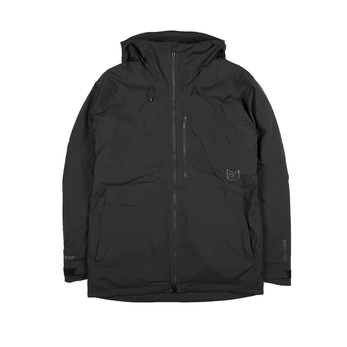 BURTON Goretex Helitack Jacket in Black