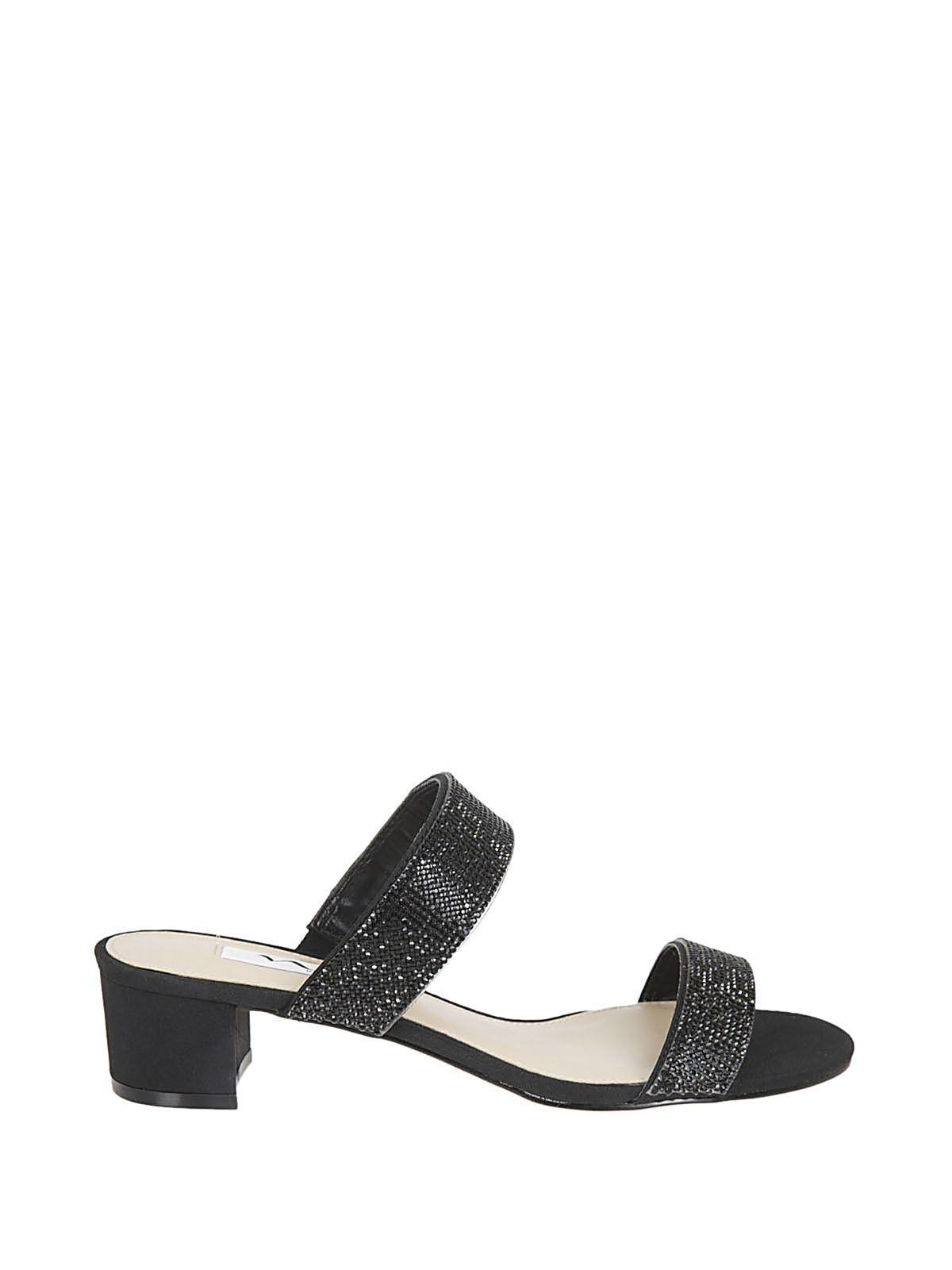 Outlet Online Shop Low Price NINA Georgia Glittery Sandals Buy Cheap Original Original Cheap Price pGcK7EJO