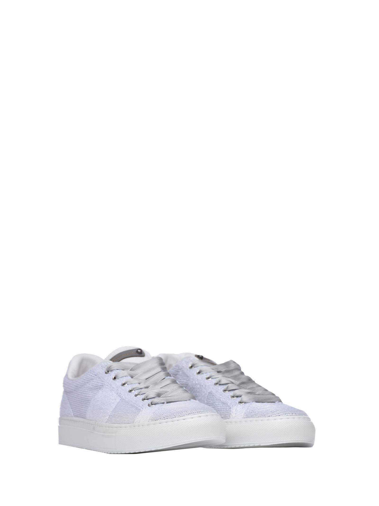 Barracuda - Barracuda Beatrice Silver Sneakers - SILVER, Women\'s ...