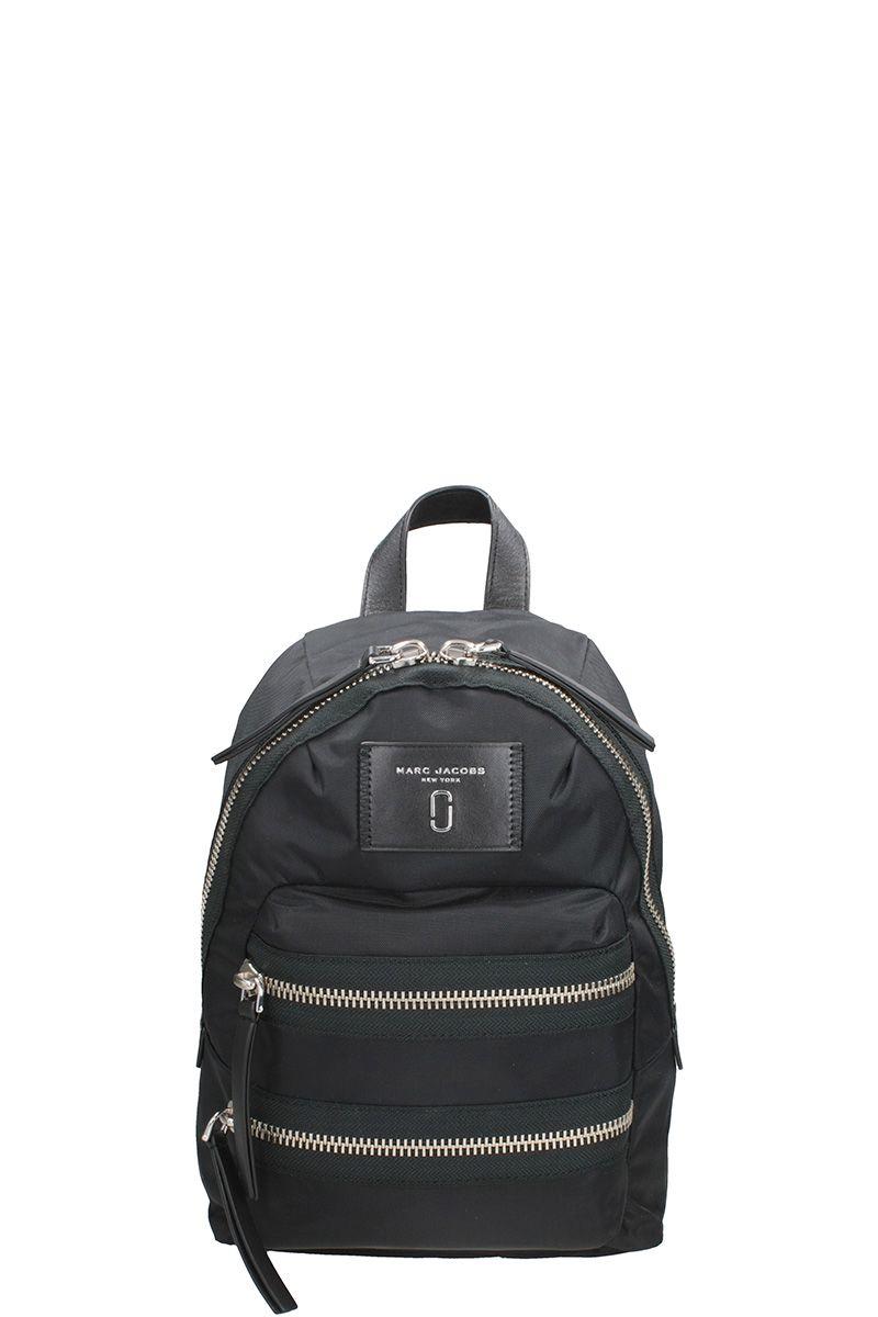 Mini Biker Backpack, Black
