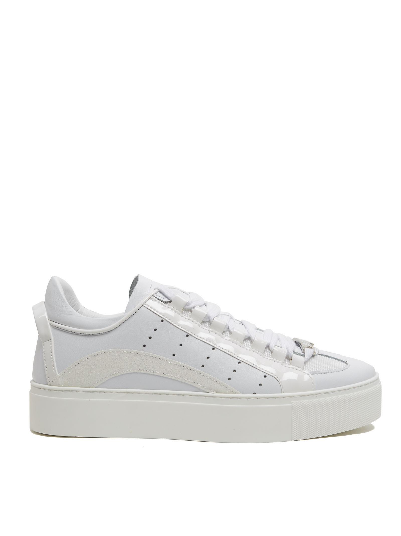 551 maxi sole sneakers Dsquared2 1otM8iRTX4