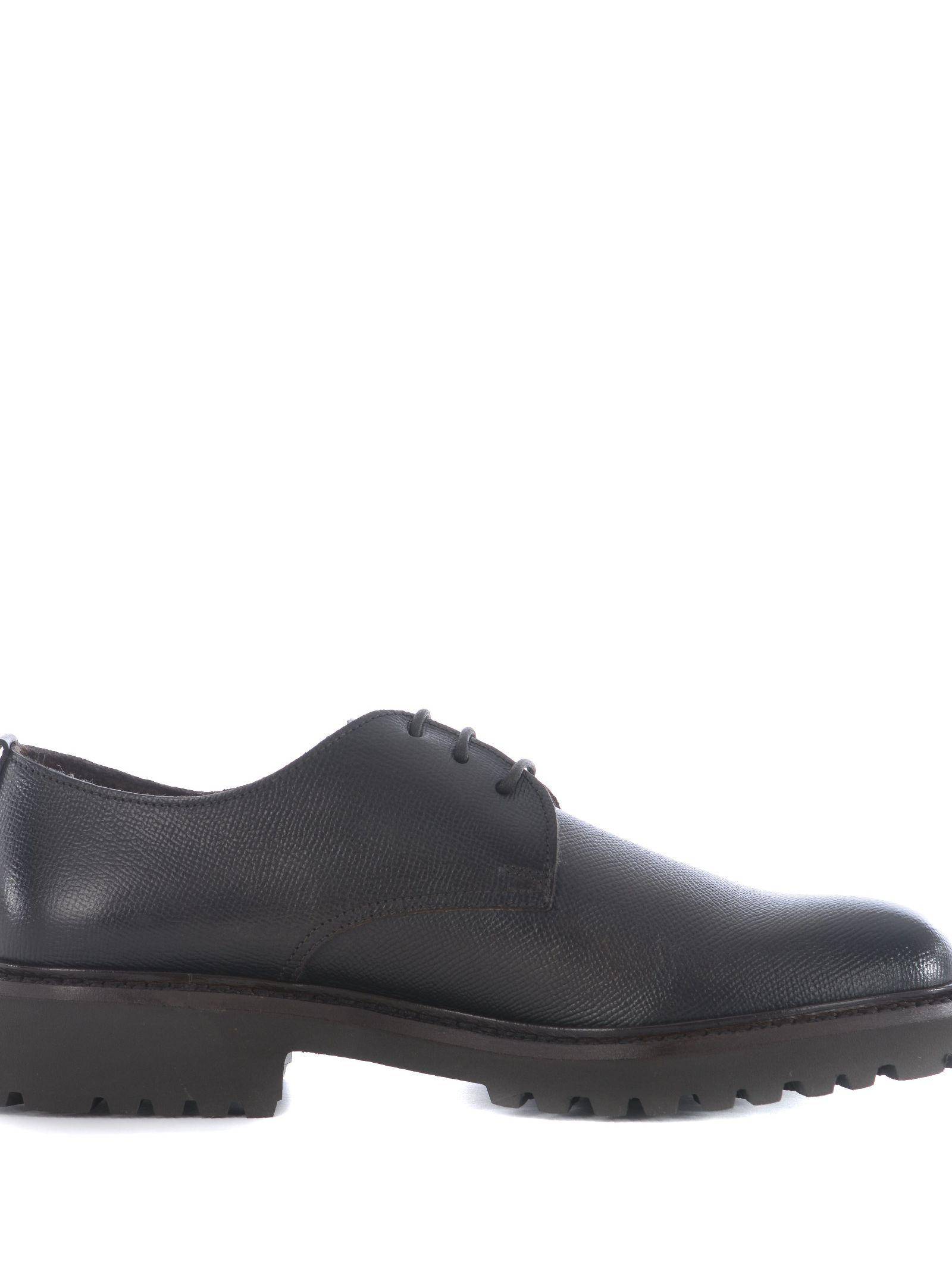 Doucals Effet De Goulot D'étranglement Chaussures Derby 0z0TQ1DpTq