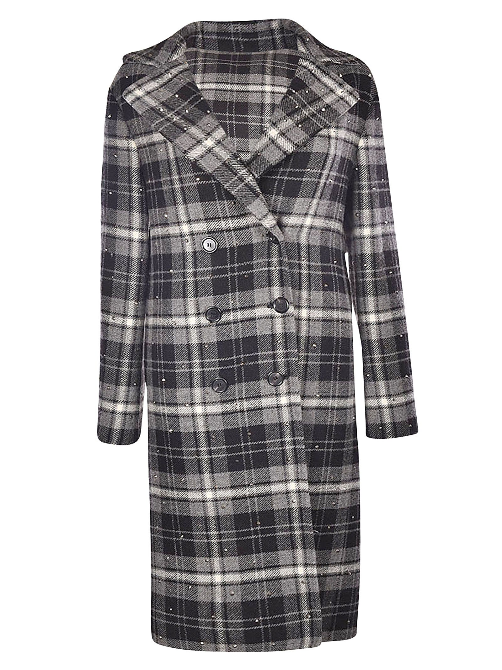 Ermanno Scervino PLAID COAT