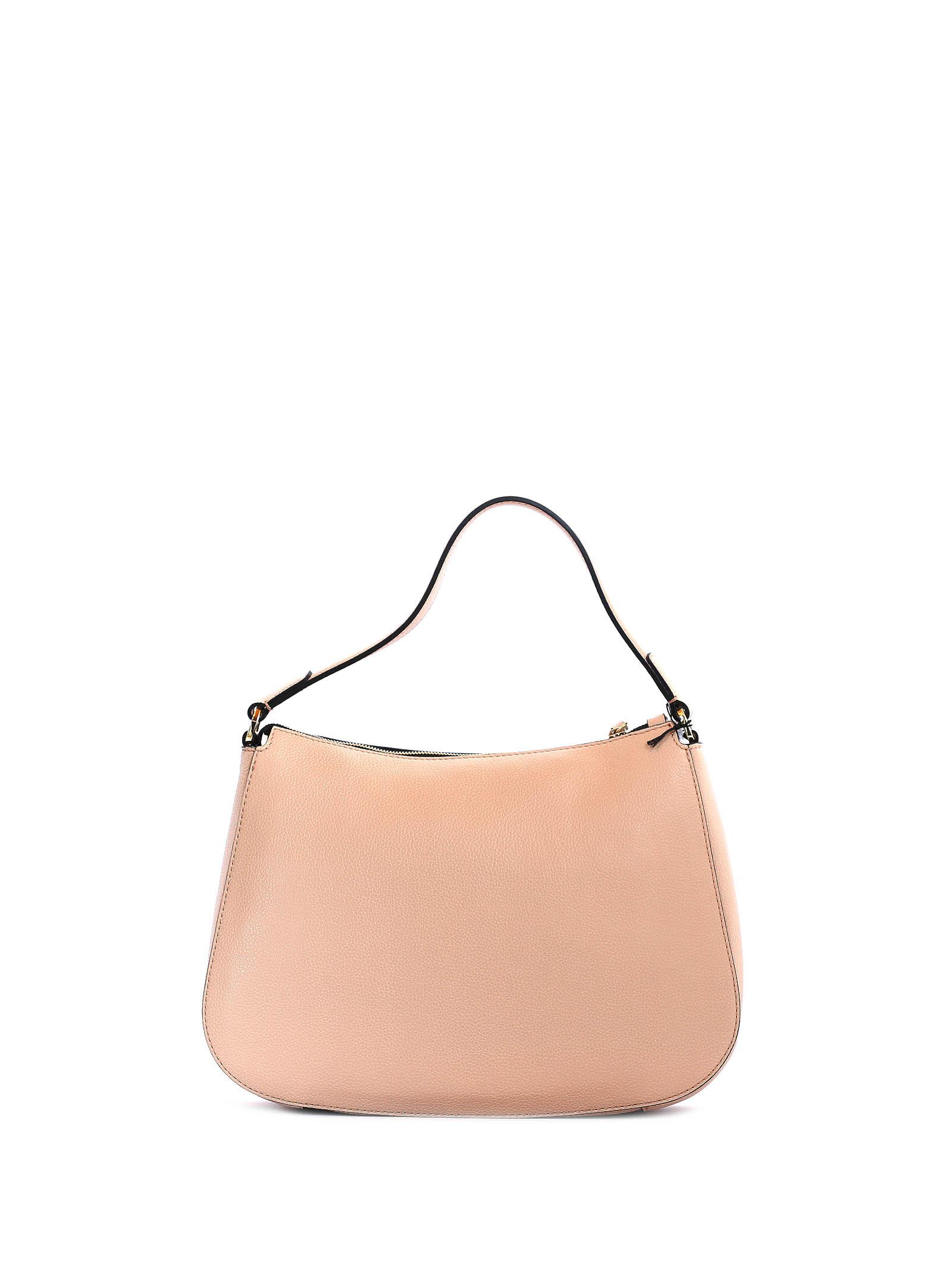 Gianni Chiarini Pink leather shoulder bag mlcz1rzjOO