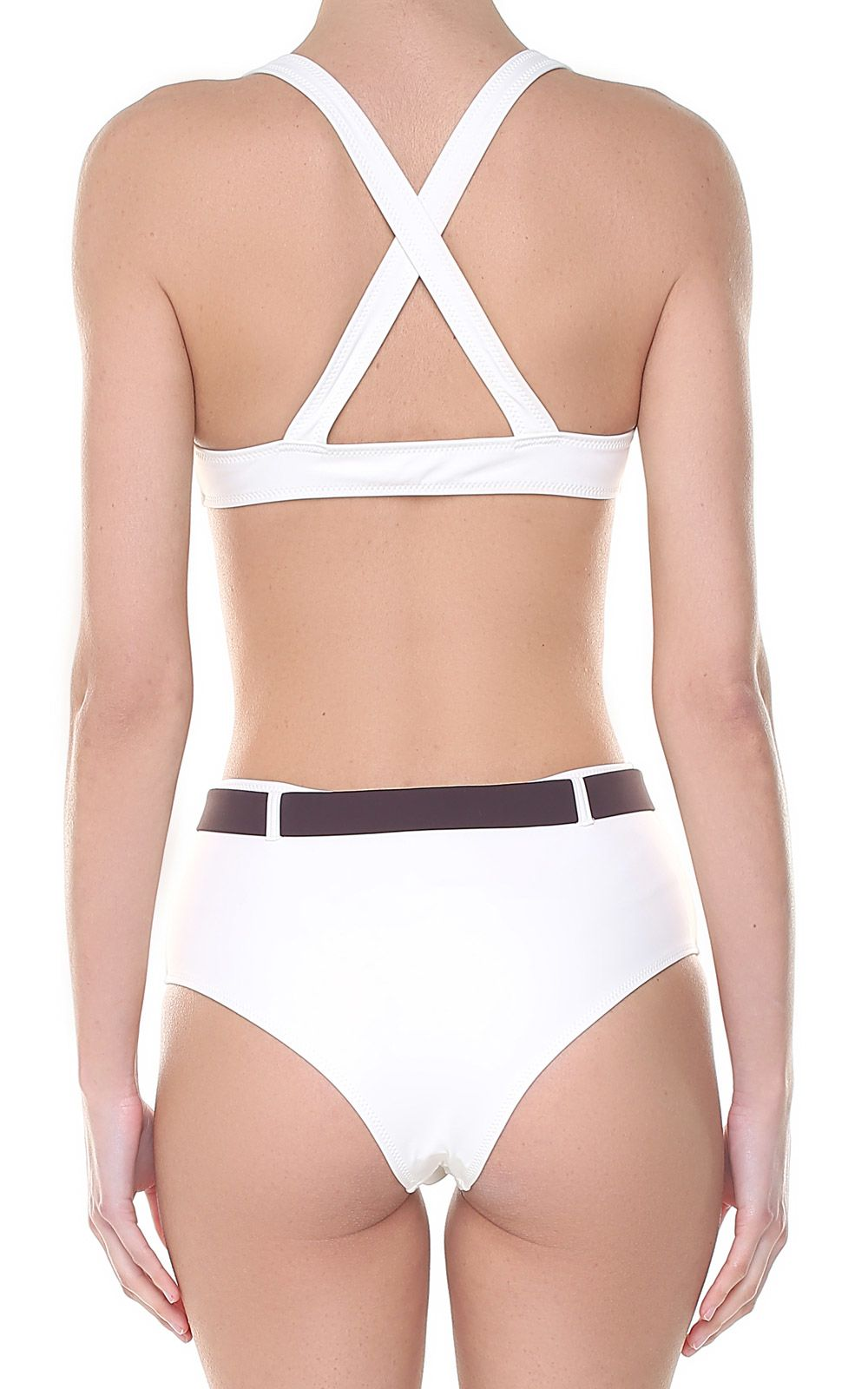 The Josephine triangle bikini top Solid & Striped Outlet Exclusive OcoYZgL