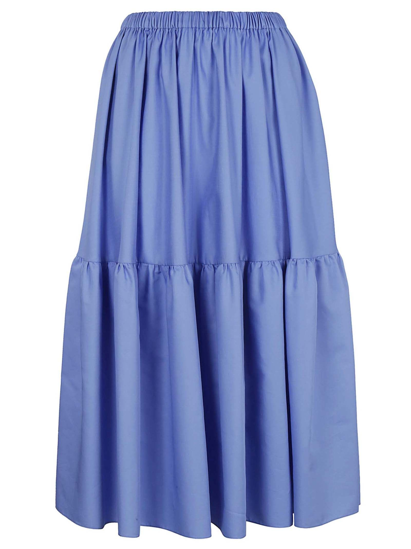 STELLA MCCARTNEY ELASTICATED WAIST SKIRT