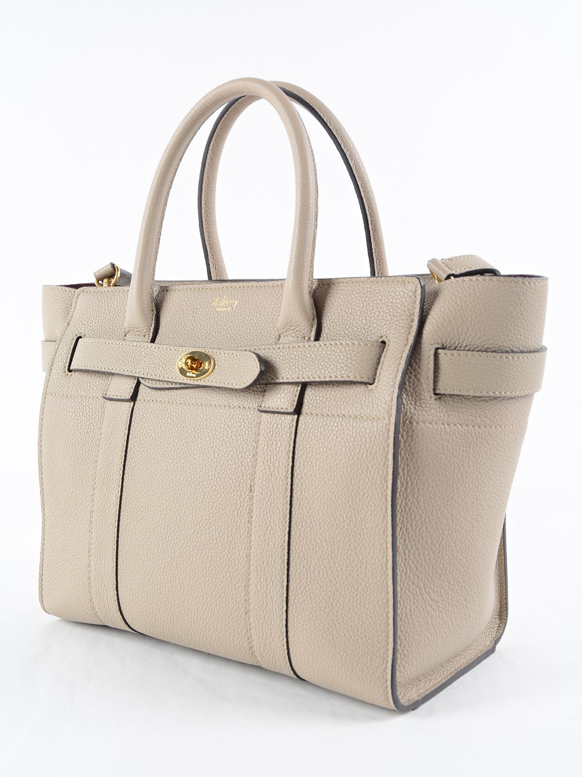 dc8053b2d3b4 Mulberry Small Zip Bayswater Bag - Pdune ... detailed look c0199 ...