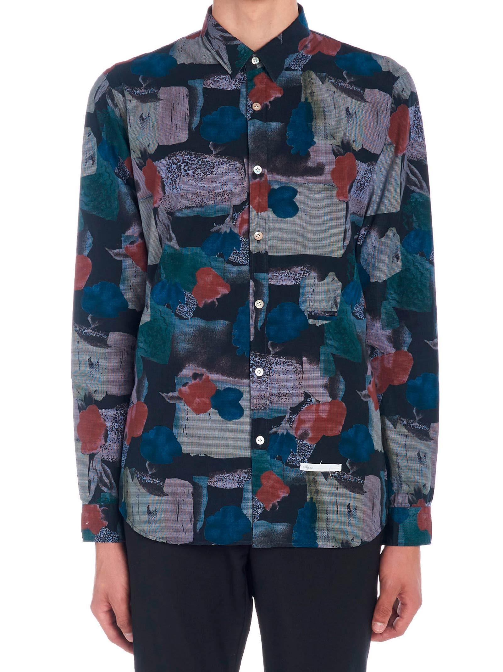 DNL Dnl Shirt in Multicolor