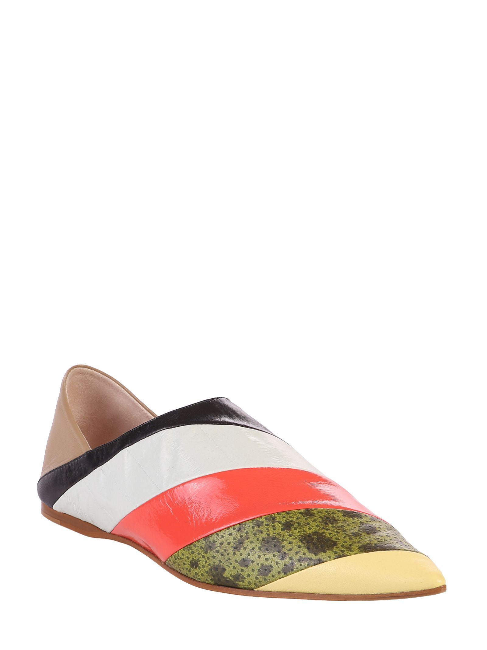 Acne Multicolored Aminatha Shoes Good Service Visit Cheap Price JiX9zU