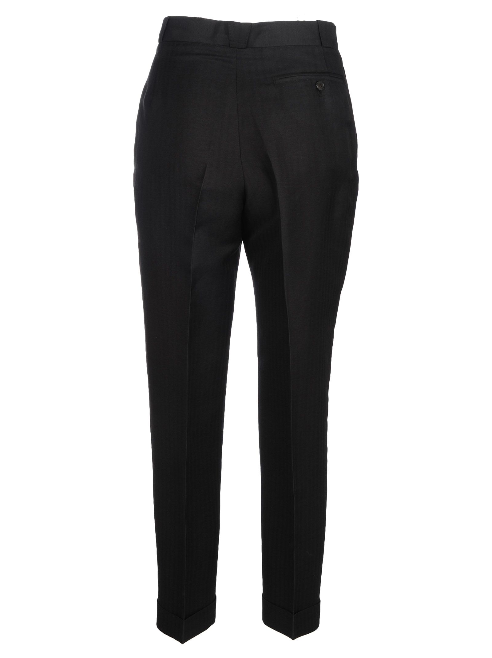 Store Cheap Price Discount Manchester Great Sale high waisted trousers - White Maison Martin Margiela For Nice For Sale mpBpSusD