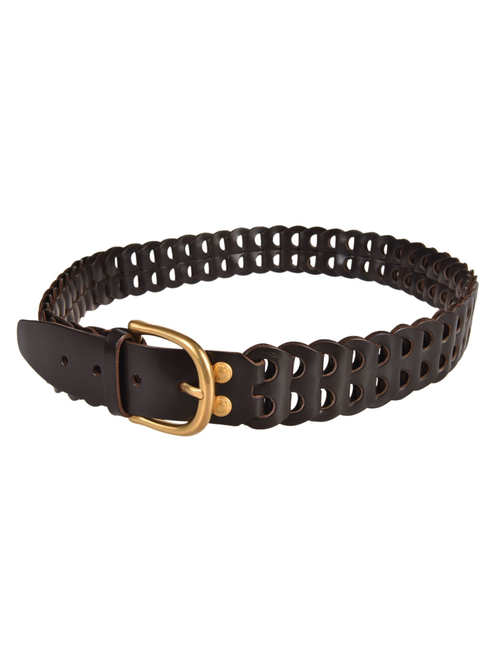 tom buckle for accessories belt gallery product ford brown men galvanised normal lyst in