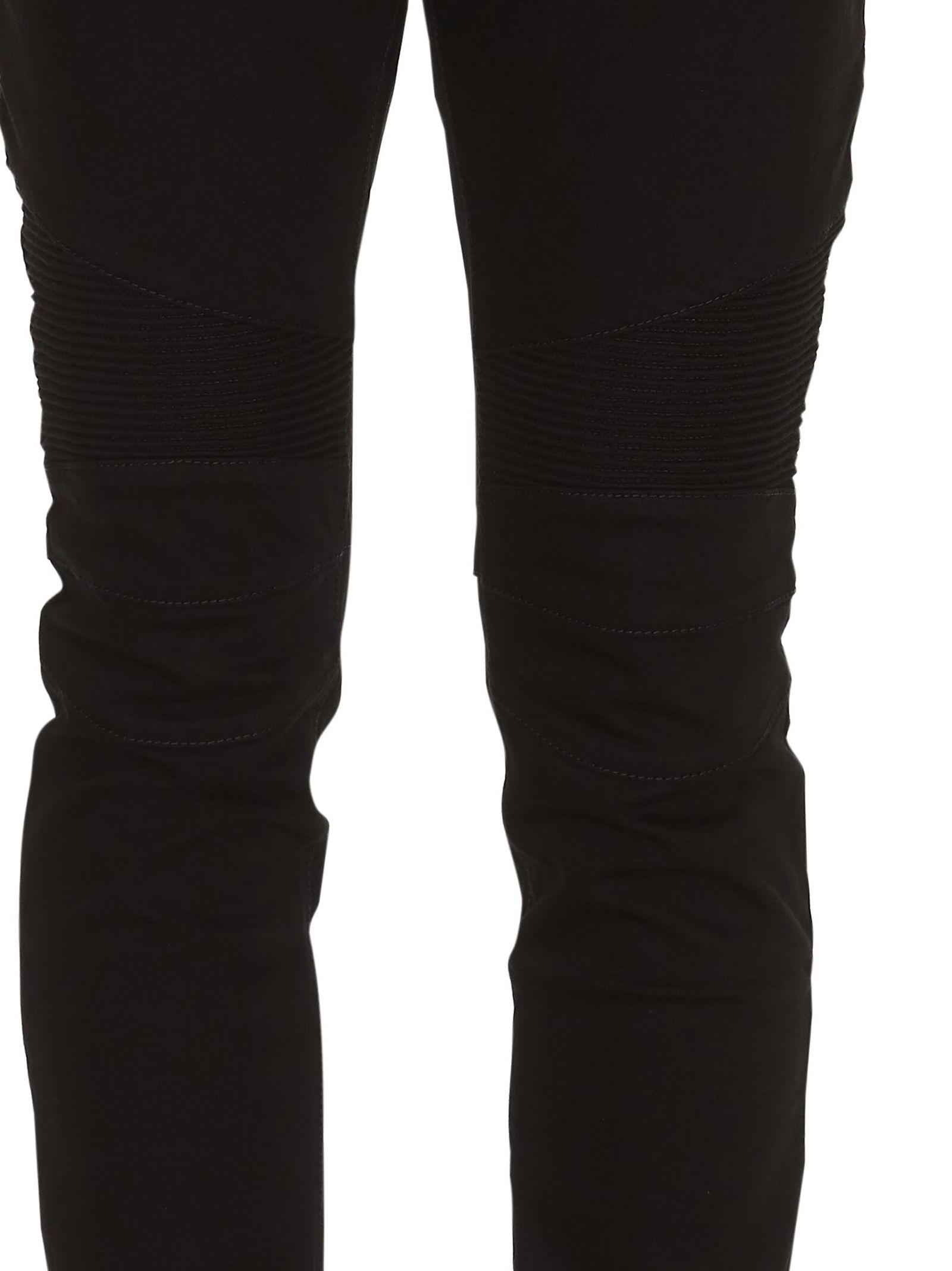 Balmain Biker Jeans 10537179