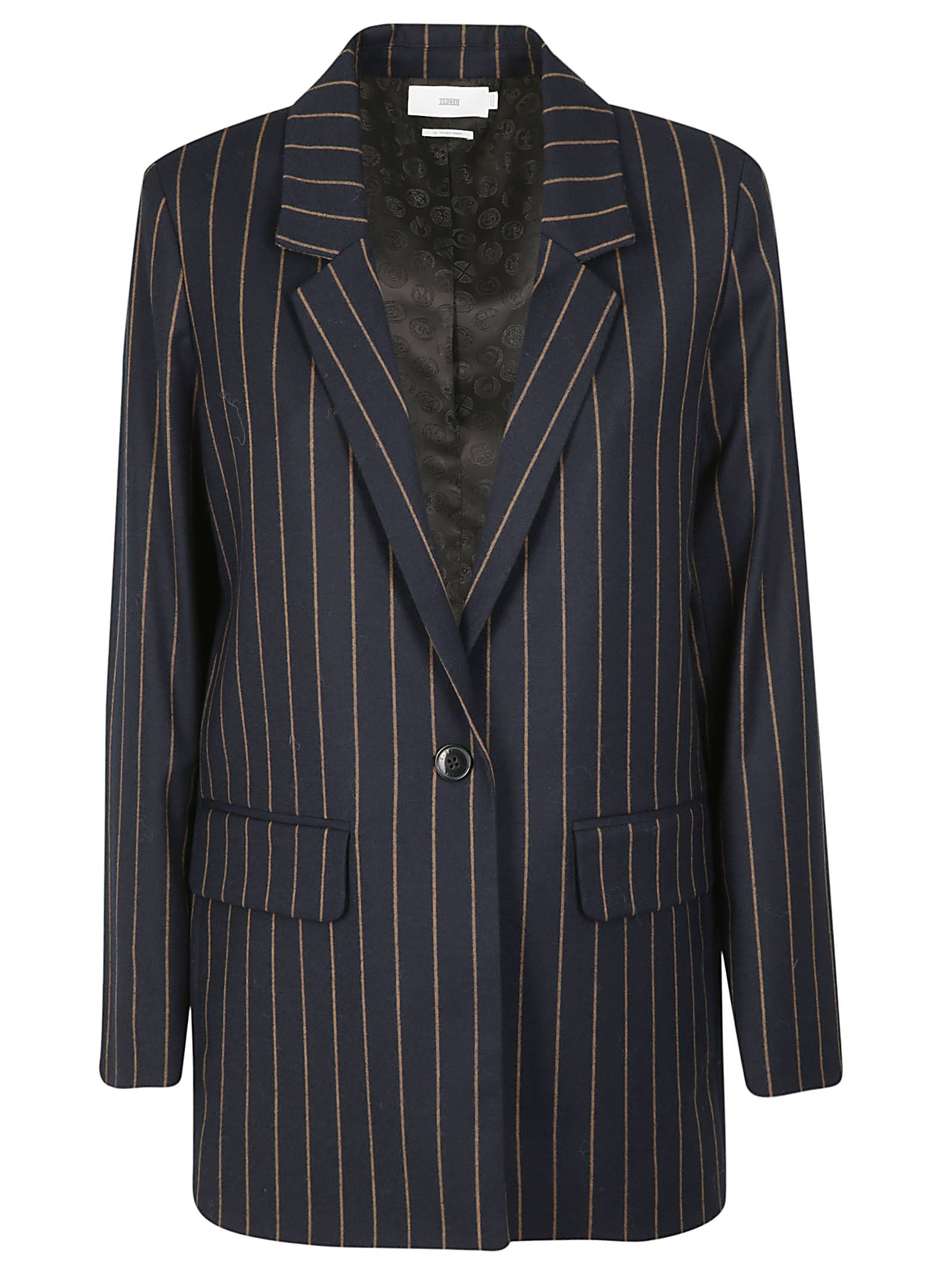 Closed STRIPED BLAZER
