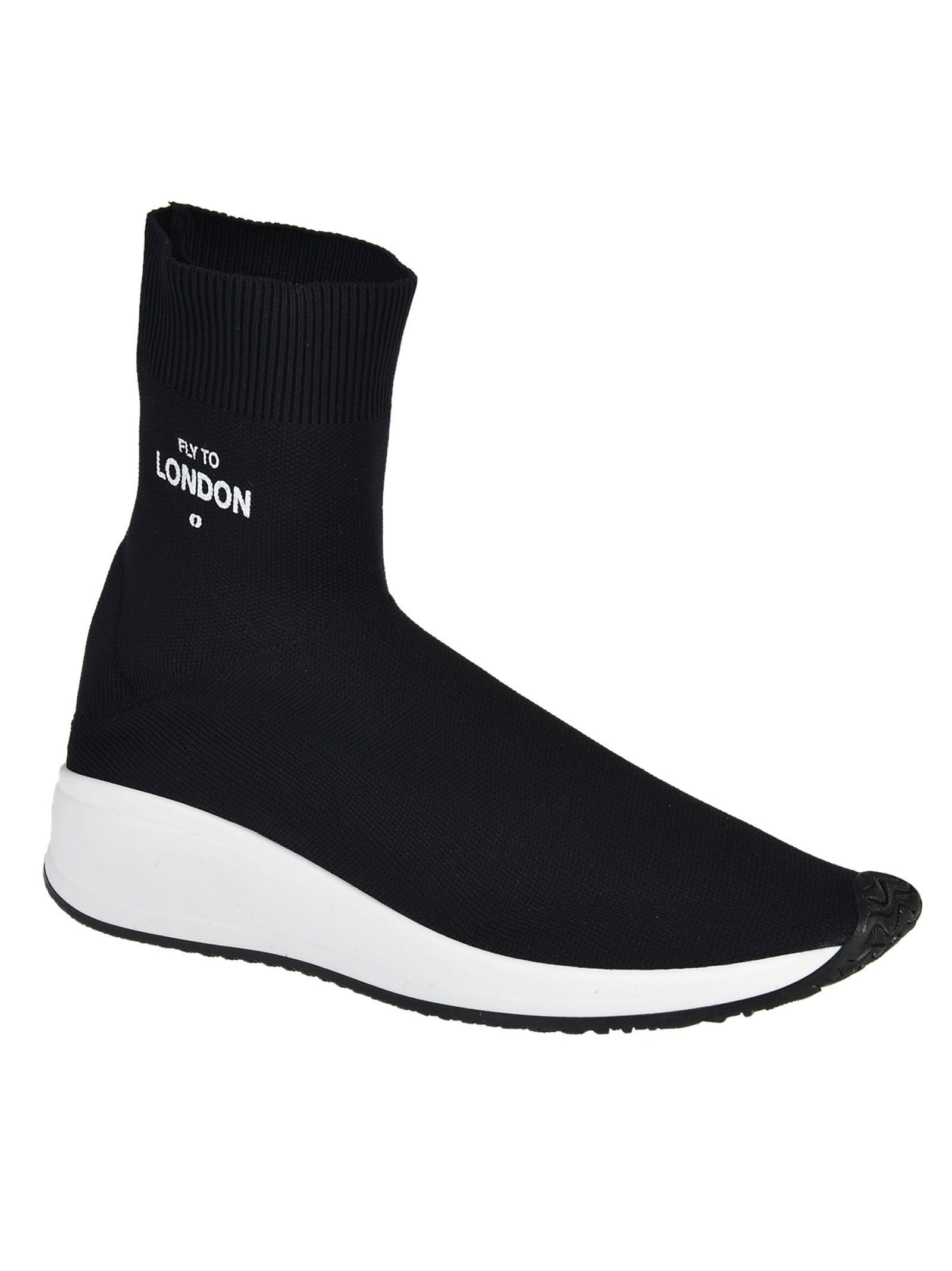 JOSHUA SANDERS Hi top sneakers