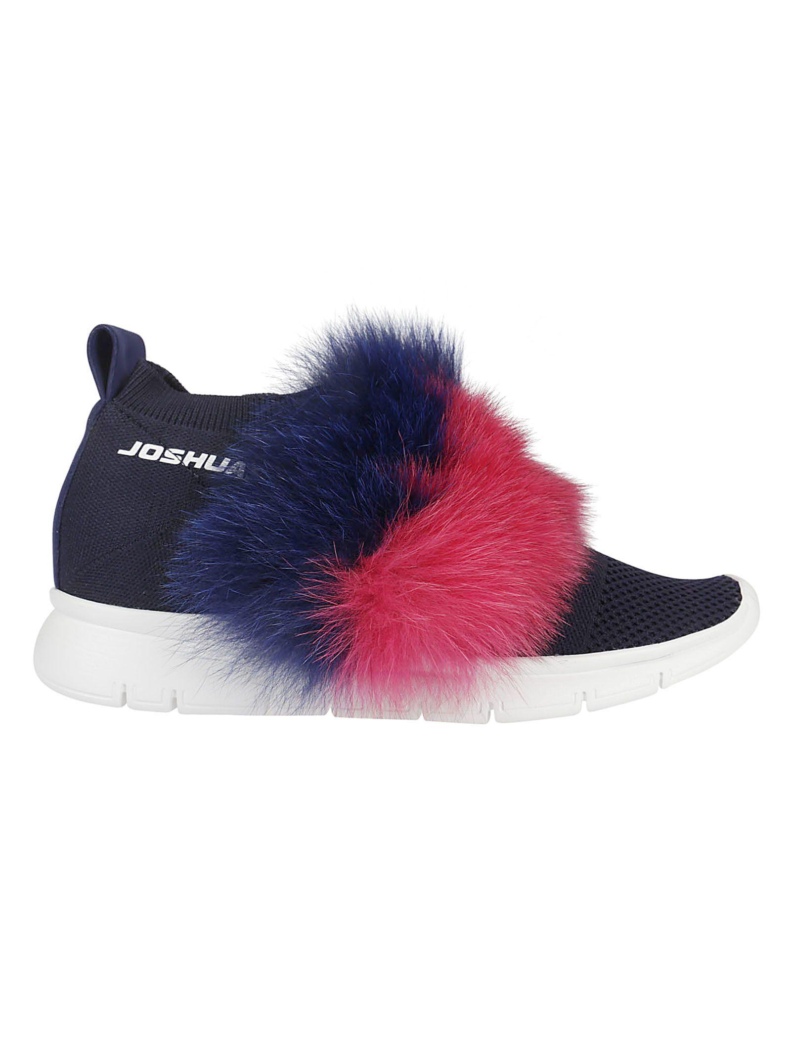 Joshua Sanders Neoprene Volpe Sneakers