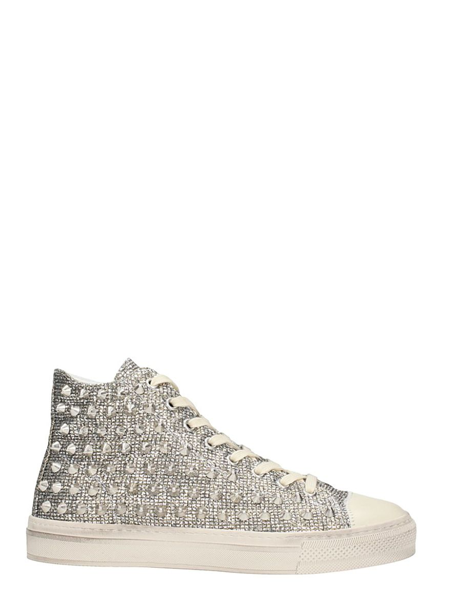 Clearance Pick A Best Discount Wide Range Of Gienchi Jean Michel Glitter Sneakers Cheap Sale With Mastercard Bki6qiZH