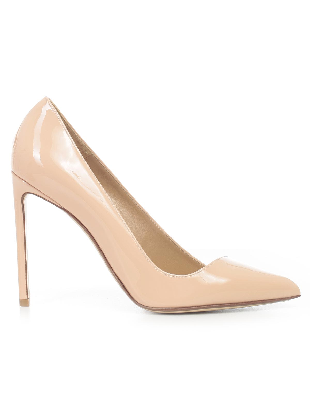 Asymmetric Line Pumps, Nude