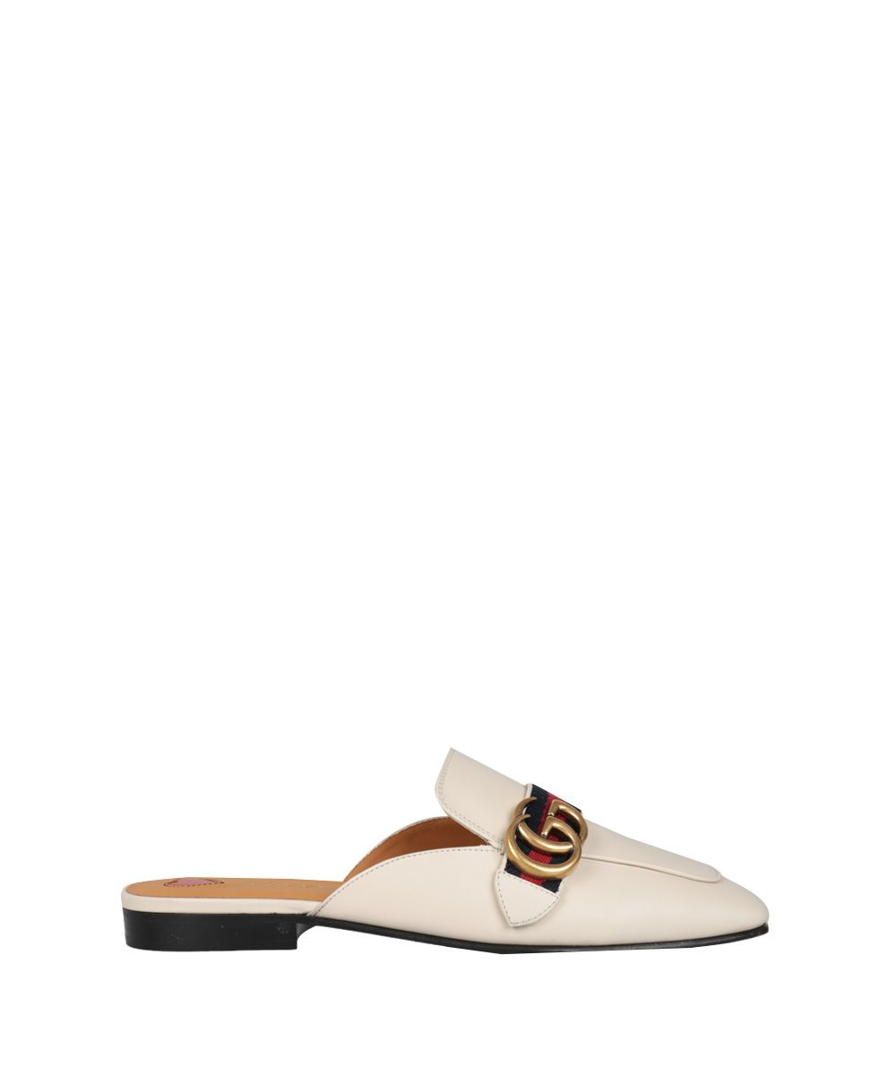 Gucci Leather Slippers 9307602