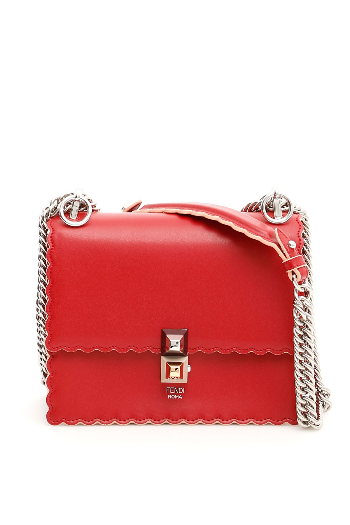 822784259ec7 FENDI KAN I SMALL BAG