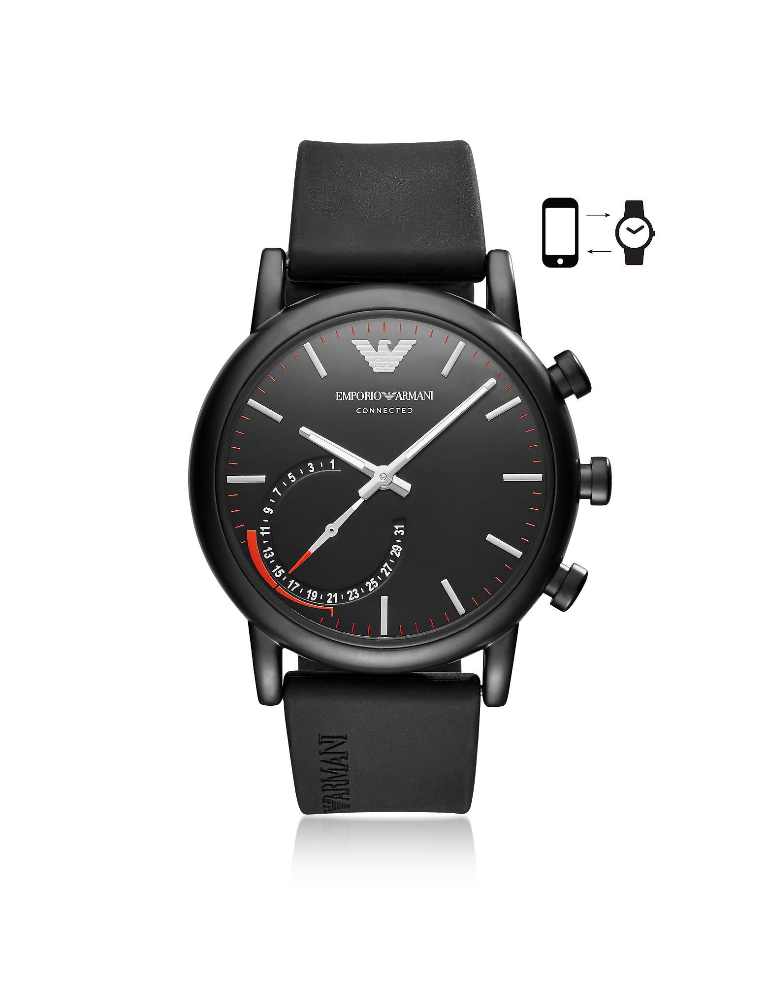 Emporio Armani Art3010 Luigi 43 Hybrid Se1 Men's Smartwatch thumbnail